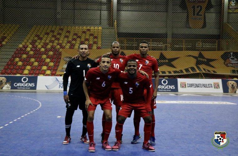 El equipo nacional ha disputado tres duelos de preparación en territorio brasileño. Foto:Fepafut