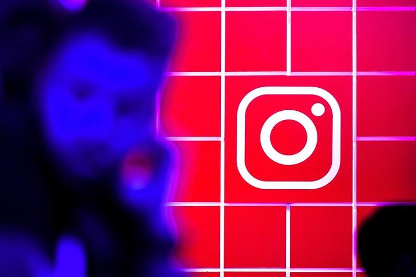 En la imagen, el logo de Instagram. EFE