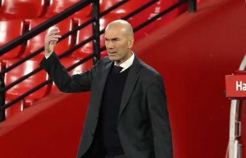 Zinedine Zidane Foto:EFE