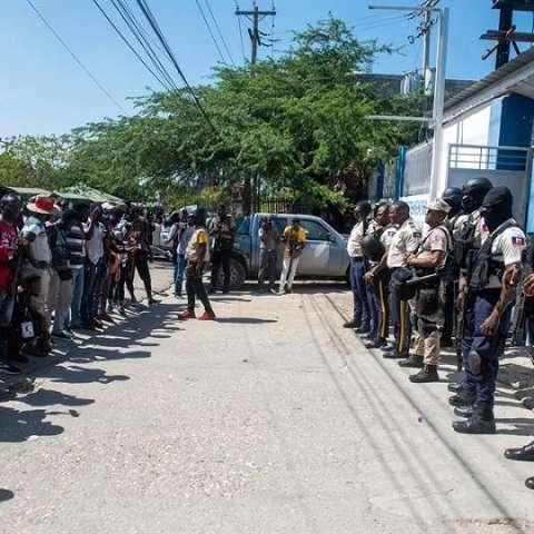 crisis en Haití efe
