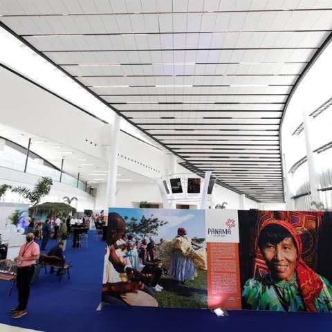 inaugura Panama Convention Center efe