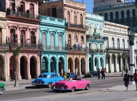 Vista general de un área de Cuba. Foto: Ilustrativa - Pixabay