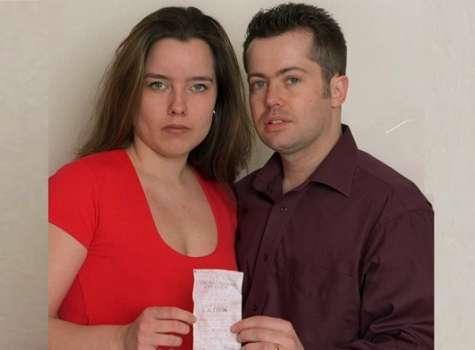 El matrimonio de Martyn y Kay Tott se terminó por las tensiones que surgieron tras ganar la lotería y nunca poder reclamar el premio.