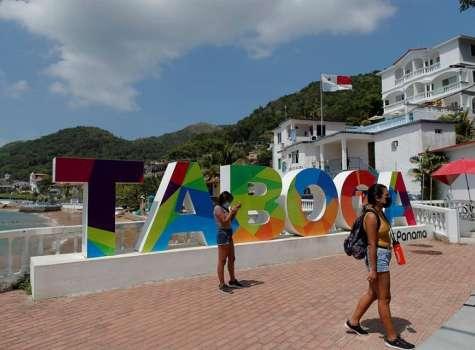 isla taboga pacifico panameño ef Bienvenido Velasco