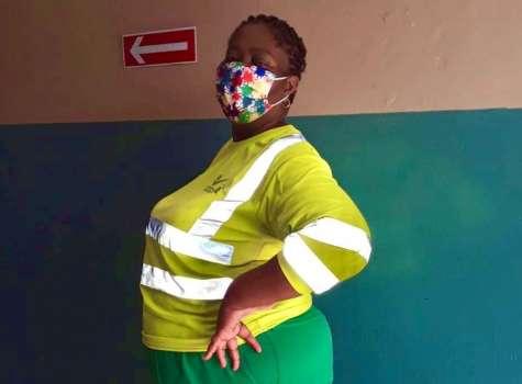 Kiria trabaja por brindarle un mejor futuro a sus hijos. (Foto: Cortesía)
