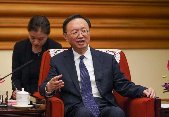 """Pekín pide a Washington que """"rectifique sus errores"""" respecto a China"""
