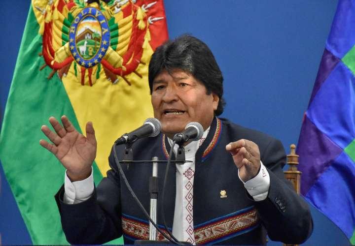 Evo Morales insta a la OEA a preocuparse de la inmigración en vez de Venezuela