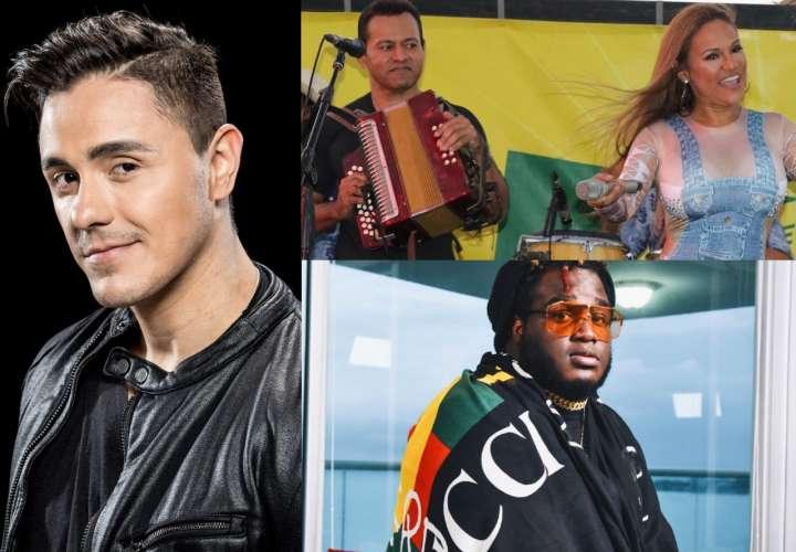 ¡Música pa' animar! Artistas se unen para un concierto en cadena nacional