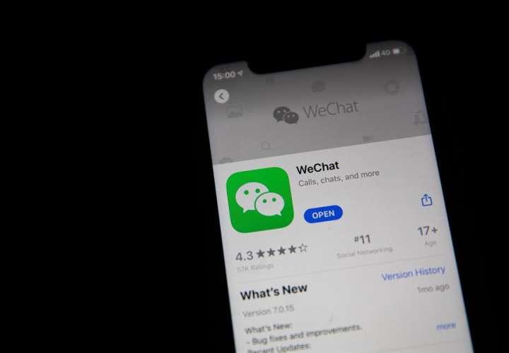 La Justicia de EE.UU. niega al Gobierno su nuevo intento de prohibir WeChat