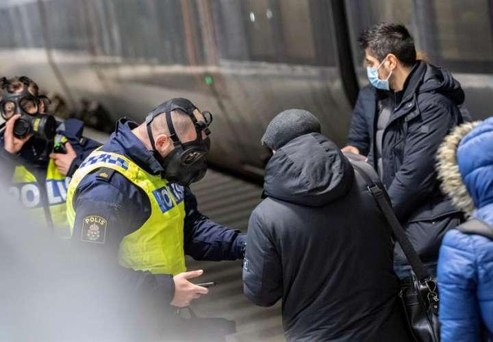 Detectado en Suecia un primer contagio con la variante británica