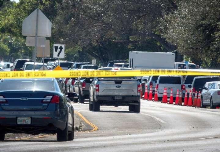 Los agentes del FBI que murieron en Florida fueron emboscados