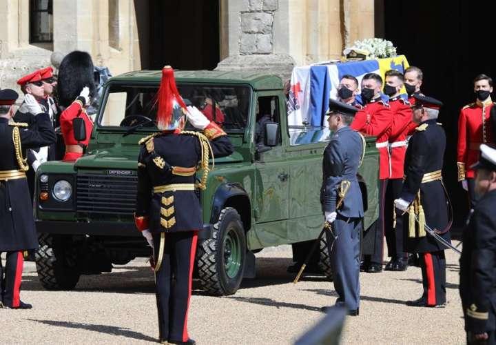 El duque yacerá en la cripta real de la capilla de San Jorge