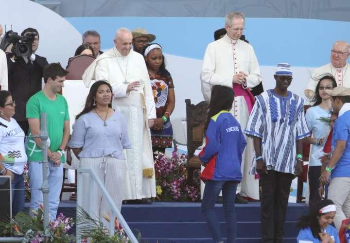 Papa Francisco: 'Panamá es un pueblo noble'