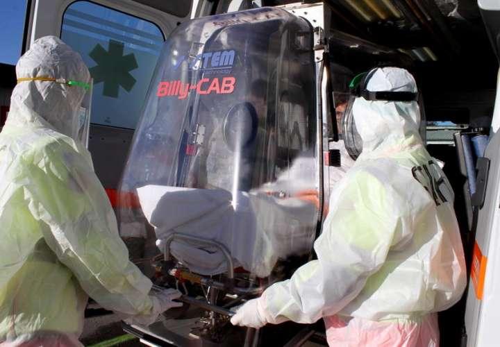 Pandemia supera los 57 millones de casos, con 641.000 nuevos contagios