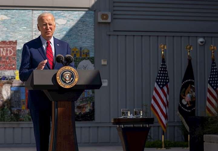Biden llama a la unidad y a dejar atrás el miedo 20 años después del 11-S