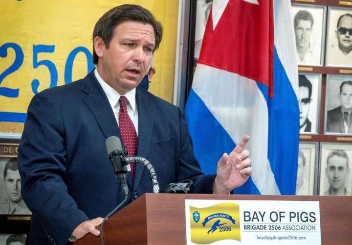Florida demanda al Gobierno de EE.UU. para exigirle la reactivación de cruceros