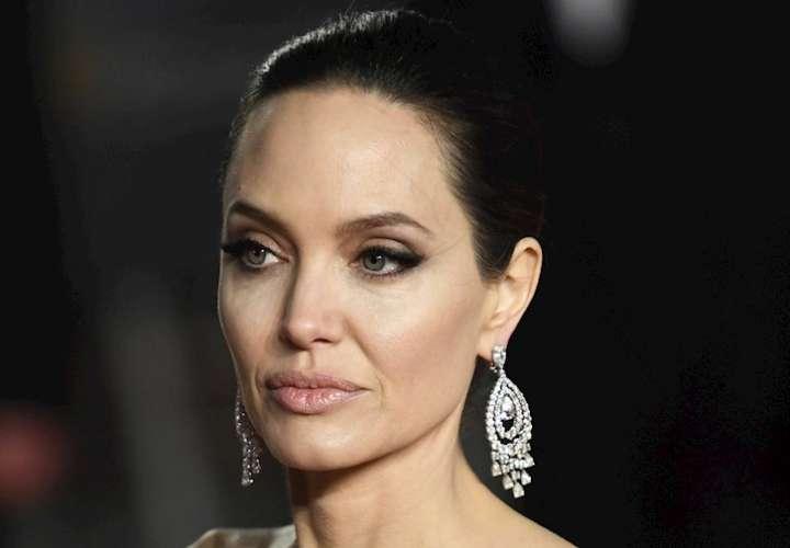 Angelina Jolie visita la Casa Blanca para denunciar la violencia machista