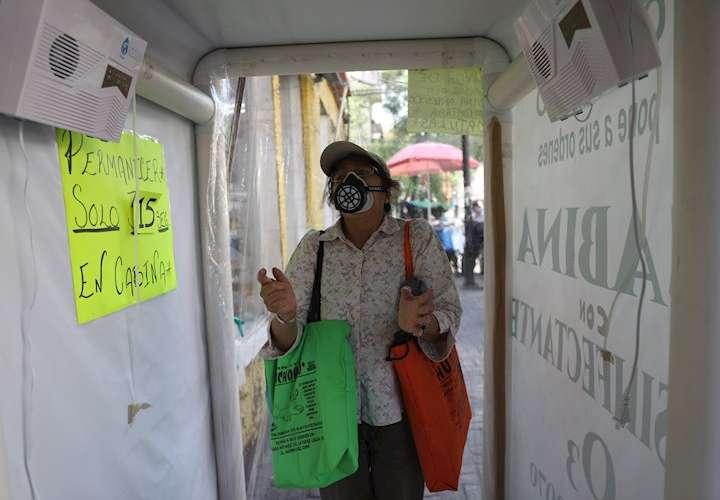 Imponen uso obligatorio de las mascarillas en el metro