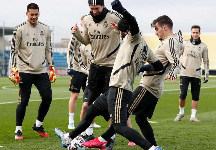 Real Madrid volverá a las prácticas el 11 de mayo