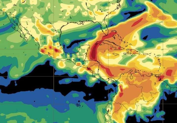 Concentración de nube de dióxido de azufre será baja en Panamá
