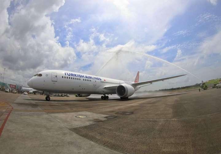 Turkish Airlines reinicia operaciones en Panamá en noviembre