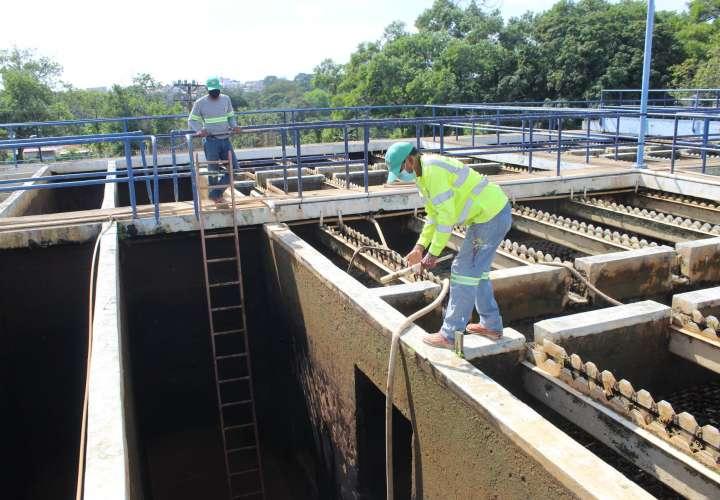 Reducen en 50% producción de agua en potabilizadora de La Chorrera