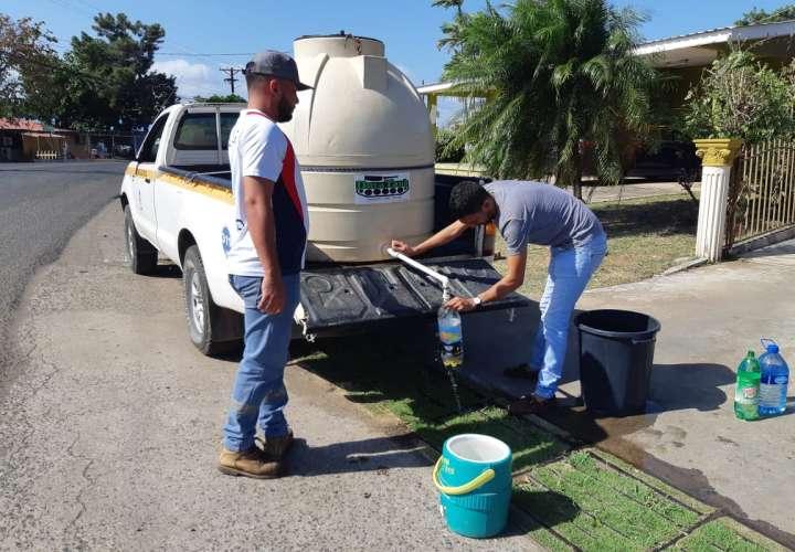 Rotura de tubería deja sin agua a Chitré