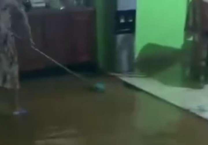 Lluvias dejan 52 viviendas afectadas en Chiriquí