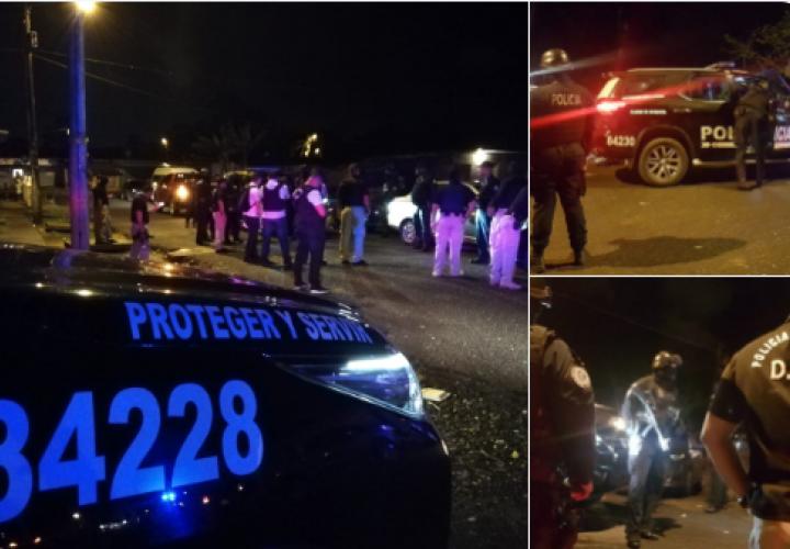 Caen 14 pandilleros en Colón en operativo  'Alcance 19'
