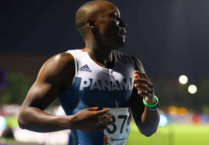 Alonso Edward no compitió en Mundial de Atletismo