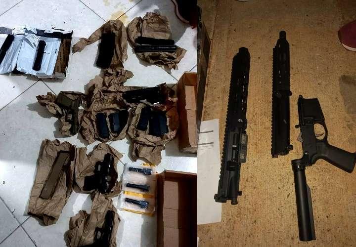 Sacan 88 armas ilegales de las calles y capturan a 883 personas en una semana
