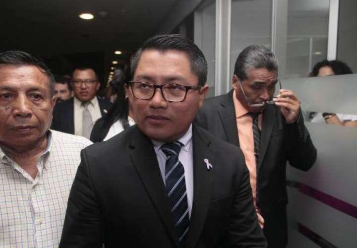 Diputado Arquesio Arias a juicio oral por caso de abuso sexual
