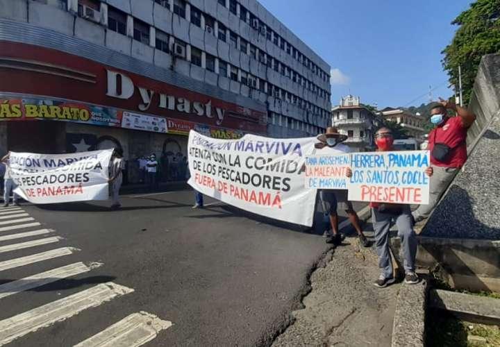 Pescadores piden al Presidente que vete  proyecto de ley No. 131  [Video]