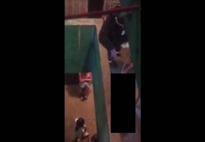 Asesinan a un menor en El Chorrillo