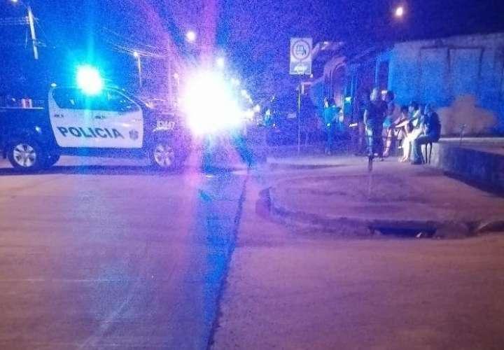 Ataque mortal contra un hombre en calle primera Don Bosco (Video)