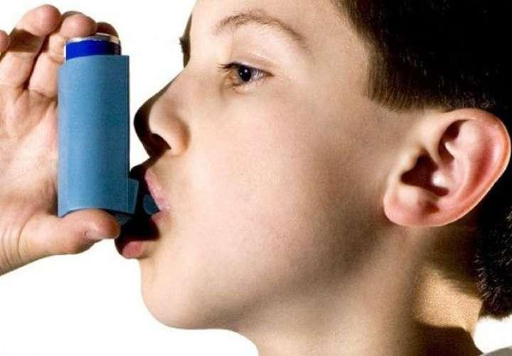 El 10% de las mujeres en Panamá sufren de asma, indican las estadísticas