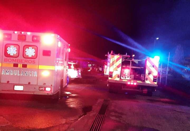 Mujer muere atropellada a pocos metros de su casa