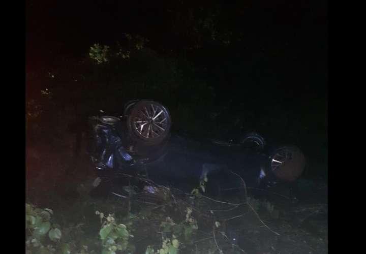 Muere cabo segundo de la Policía Nacional en accidente de tránsito en Chiriquí