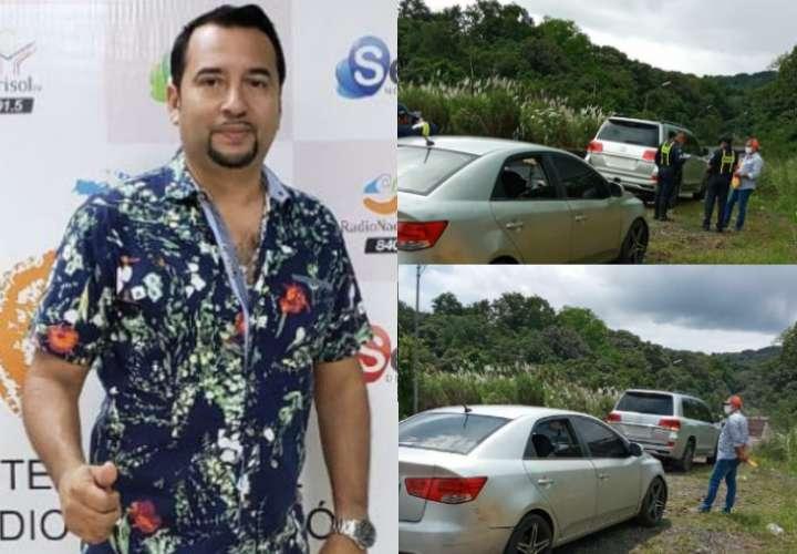 ¡Ayala vida! Tavo Flores, esposo de Sandra, sufre accidente por Loma Cová