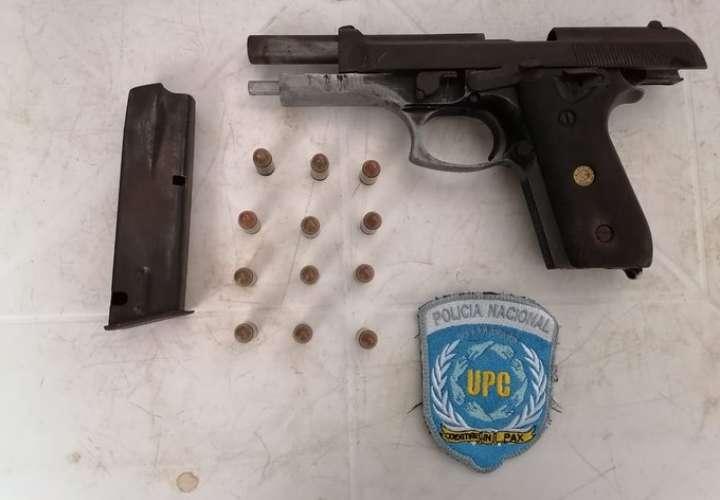Mandan a la chirola  a un adolescente por posesión ilegal de arma