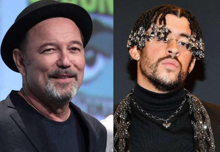 ¡Viene el junte! Rubén Blades y Bad Bunny planean grabar plenas juntos