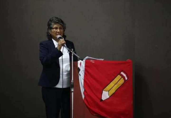 De acuerdo a los reportes de la UIF, Bertha Rojas declaró ingresos por medio millón de soles (122.000 dólares) entre 2014 y 2019.