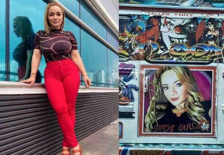 Birna entra al salón de la fama de Panamá; fans dicen que es la más 'sexy'