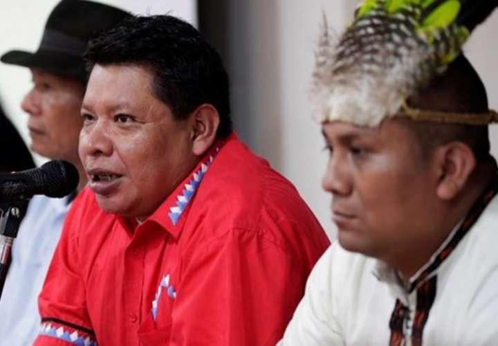 Coordinadora indígena de Panamá saluda al presidente electo de Bolivia