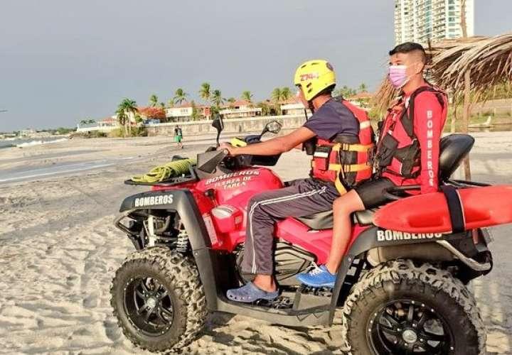 Búsqueda de persona desaparecida se concentrará en playa La Boquilla