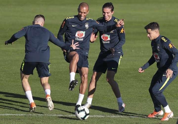 Cuidado con un sorpresa de Paraguay contra Brasil en cuartos de final mañana
