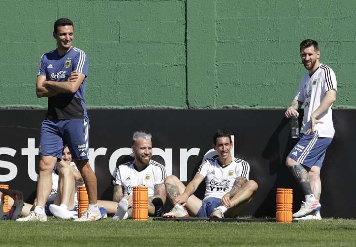 Todo apunta a que Scaloni hará más en cambios en la titular de Argentina