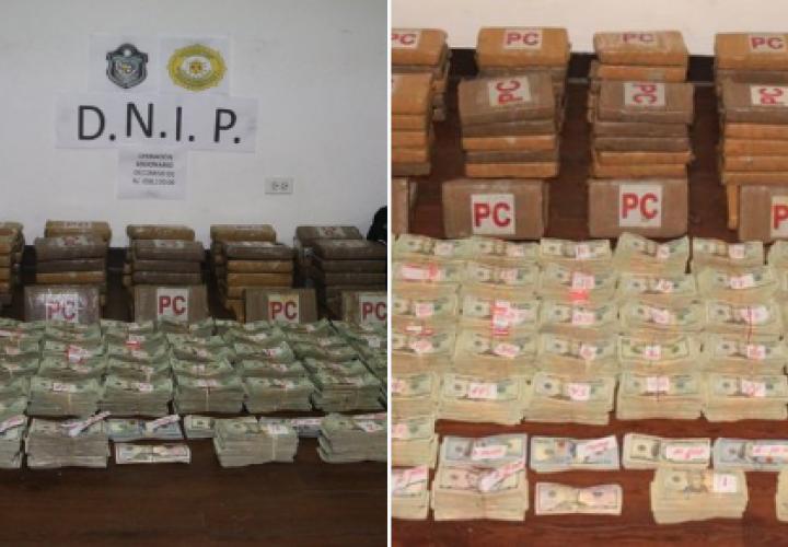 60 paquetes de droga y bolsa plástica con buco plata en casa en Veranillo
