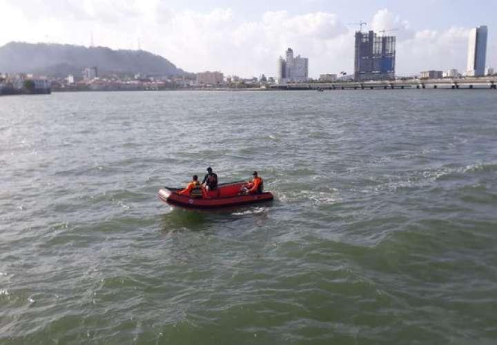 Reinician búsqueda de menor que desapareció en la Bahía de Panamá