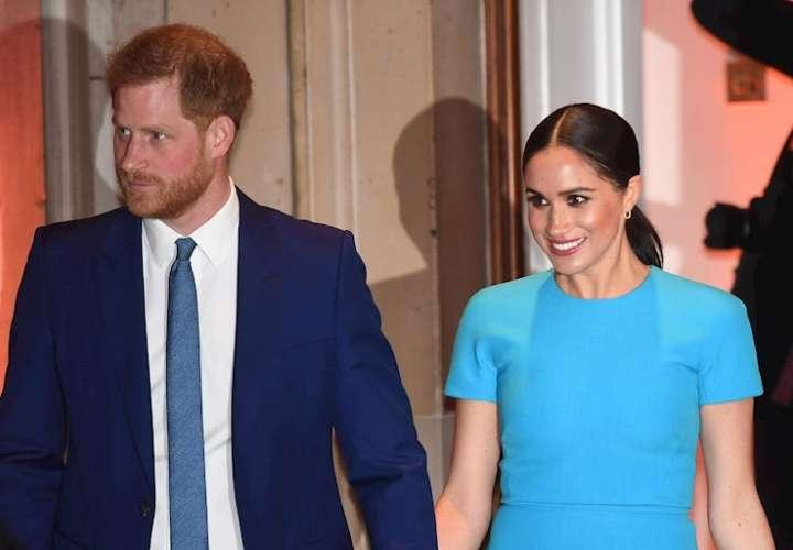 Los duques de Sussex no le preguntaron a Isabel II sobre el nombre de su hija